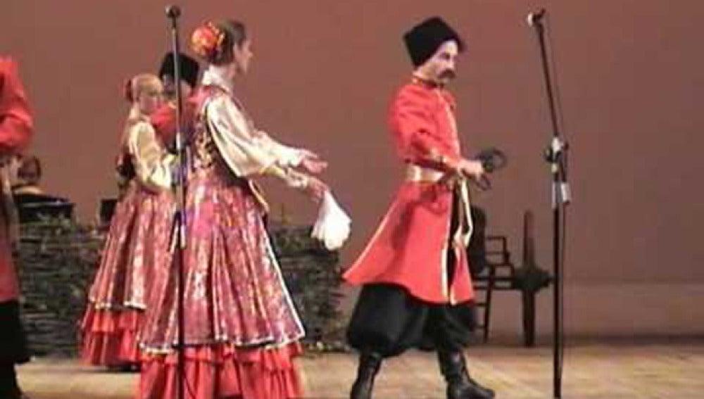 Cosacos rusos