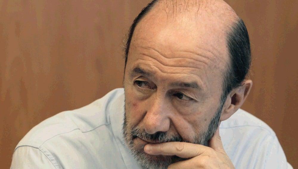 Rubalcaba propone un pacto de rentas