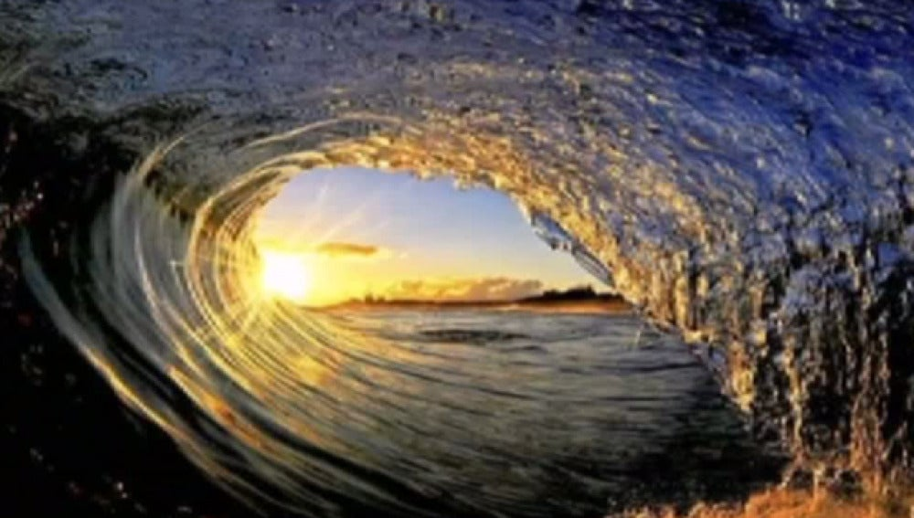Fotógrafo de las olas