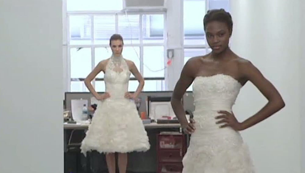 Trajes de novia de diseño español