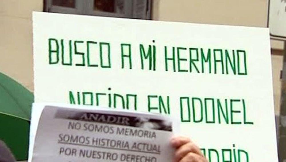 La Fiscalía estudia 849 casos de niños robados en España