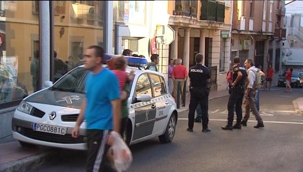 Incidentes en Colmenar Viejo