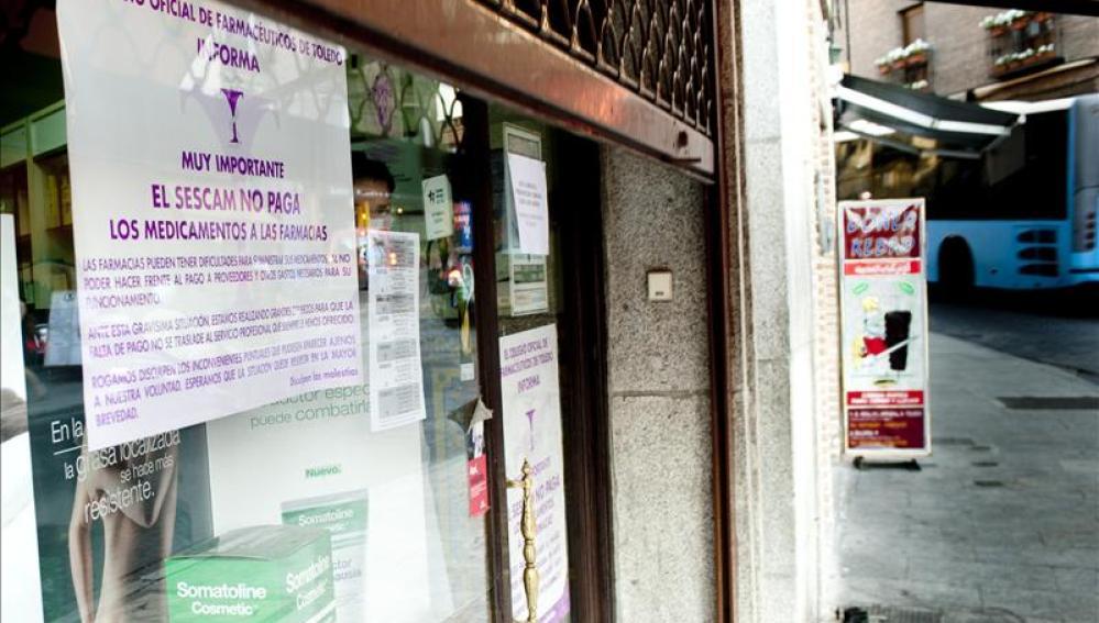 Farmacias en Castilla-La Mancha