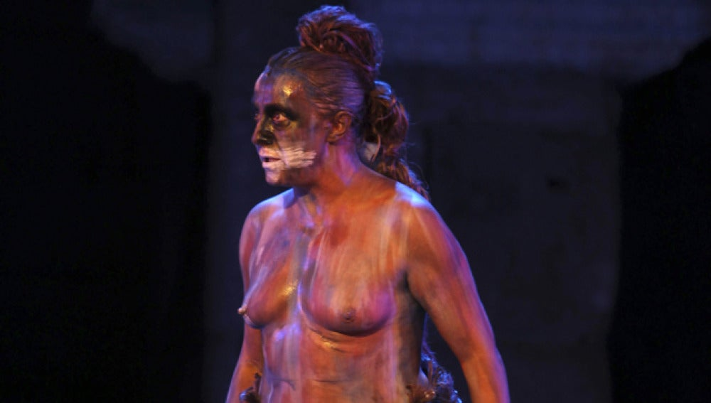 Blanca Portillo se convierte en Tiresias para despedirse del Festival de Mérida