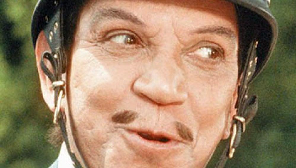 Cantinflas en El patrullero