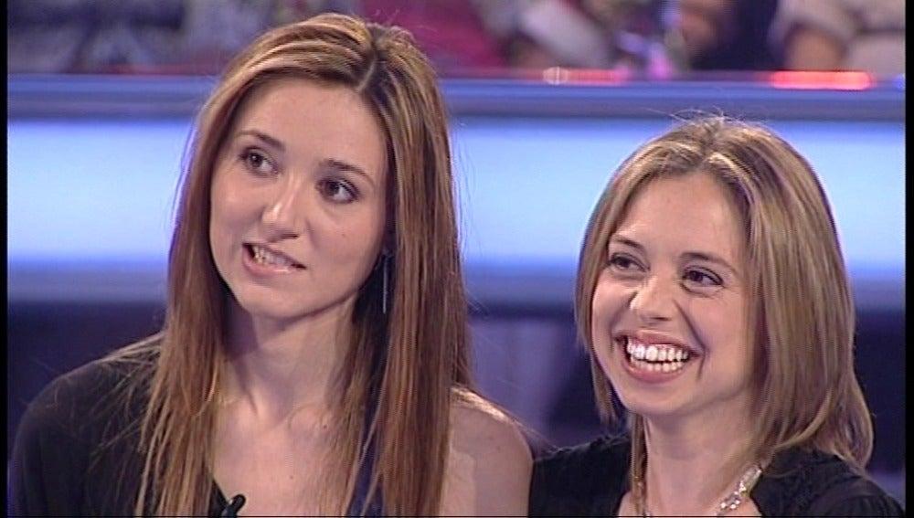 Patricia y Miriam