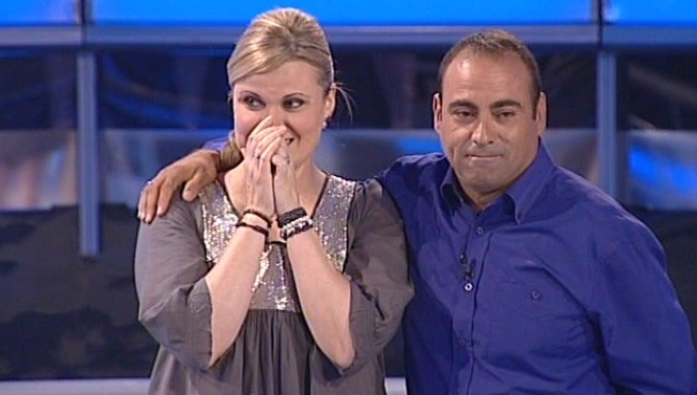 Nuria y Juan