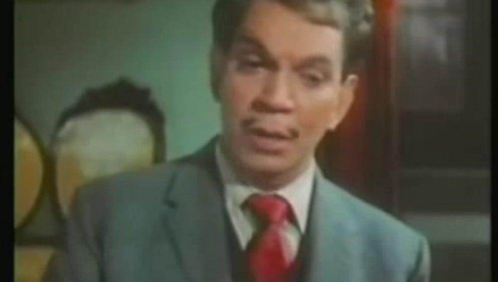 Cantinflas en 'El Profe'