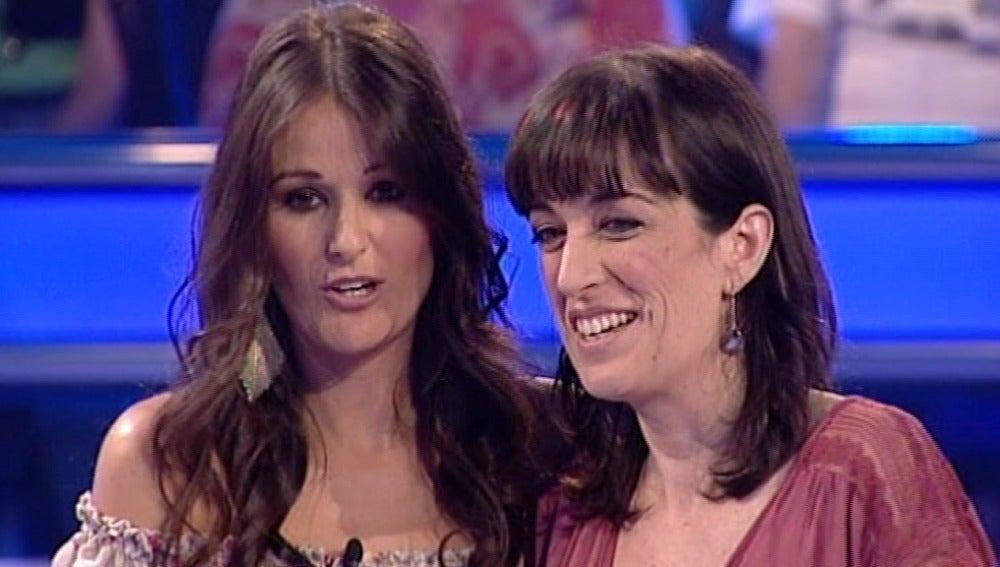 María José y María del Carmen