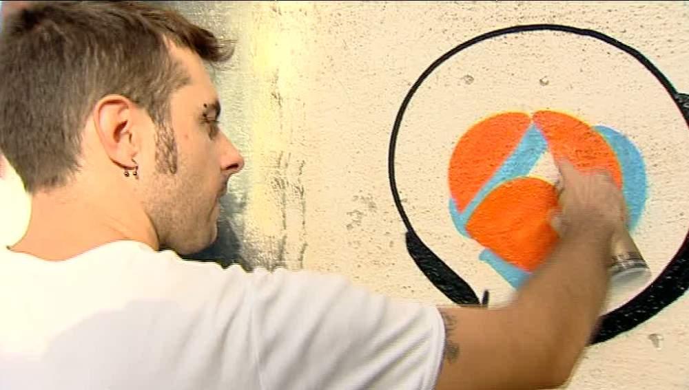 De profesión, grafiteros