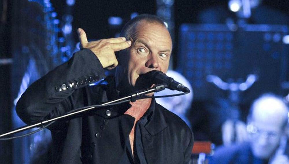 Nuevo disco de Sting para celebrar 25 años en solitario como cantante
