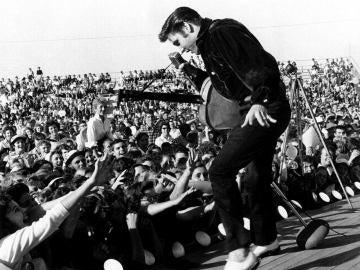 Elvis Presley en directo