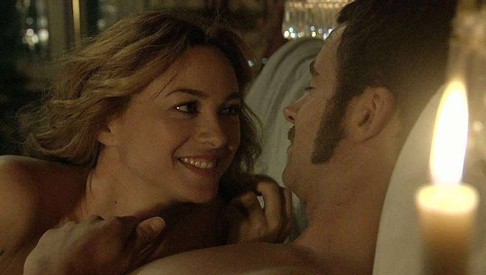 Sara y Miguel