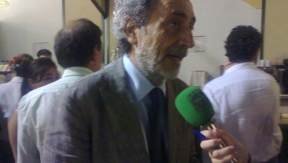 José Chamizo, defensor del pueblo andaluz, con Onda Cero