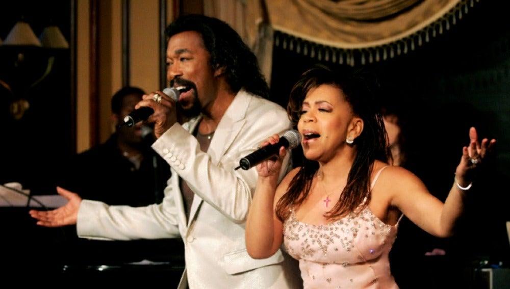 Nickolas Ashford y Valerie Simpson