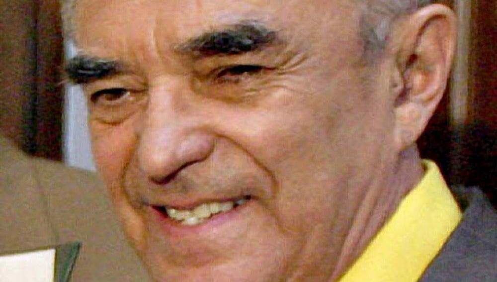 Muere el vocalista de Los Panchos, Enrique Cácers