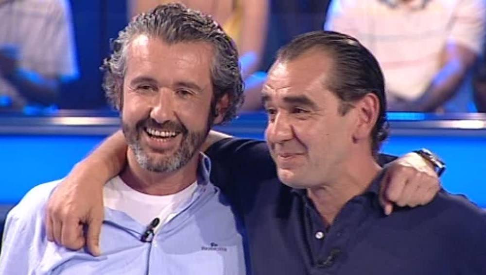 Santiago y Aurelio