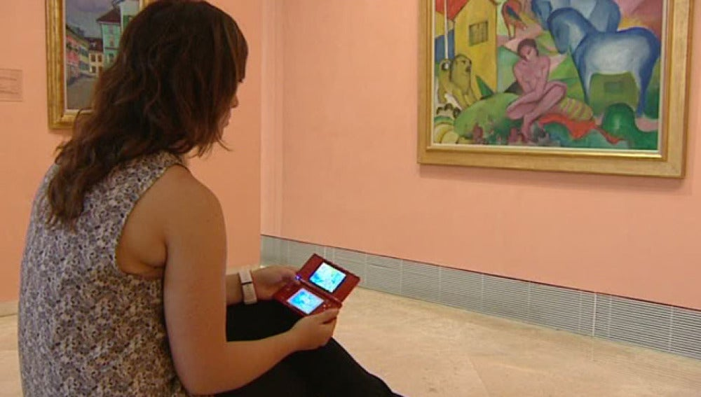 'EducaThyssen', una alianza entre arte y tecnología