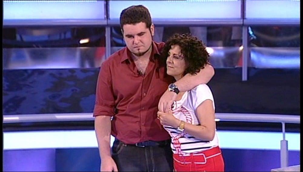 Encarni y Alejandro