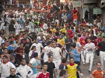 Quinto encierro de San Sebastián de los Reyes