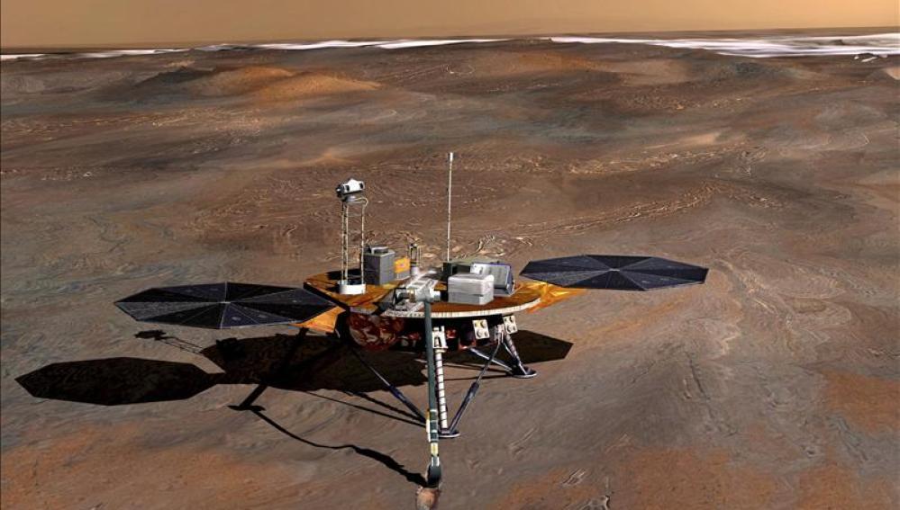 Cada día se está más cerca de encontrar vida en Marte