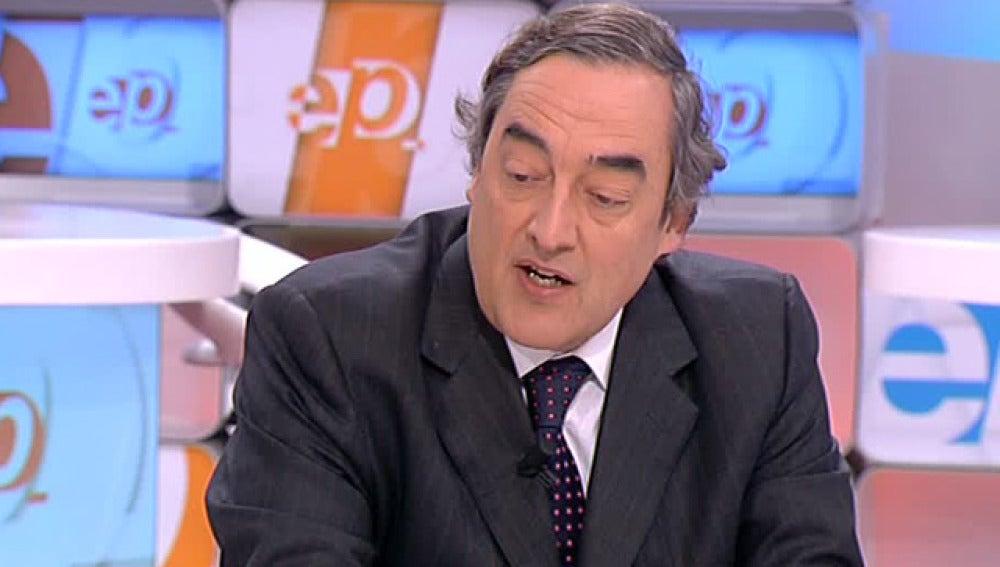 Juan Rosell en Espejo Público