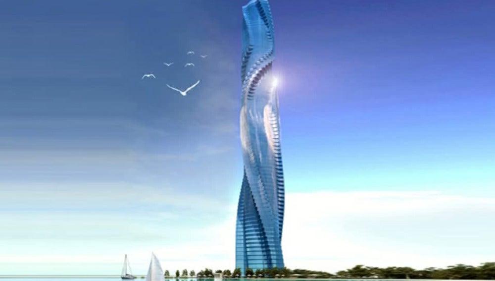 Los 'Eco-rascacielos' ya son una realidad