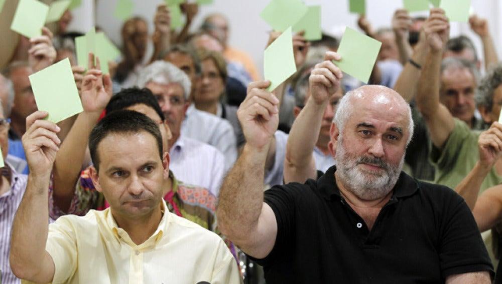 Aralar vota concurrir con Bildu a las generales