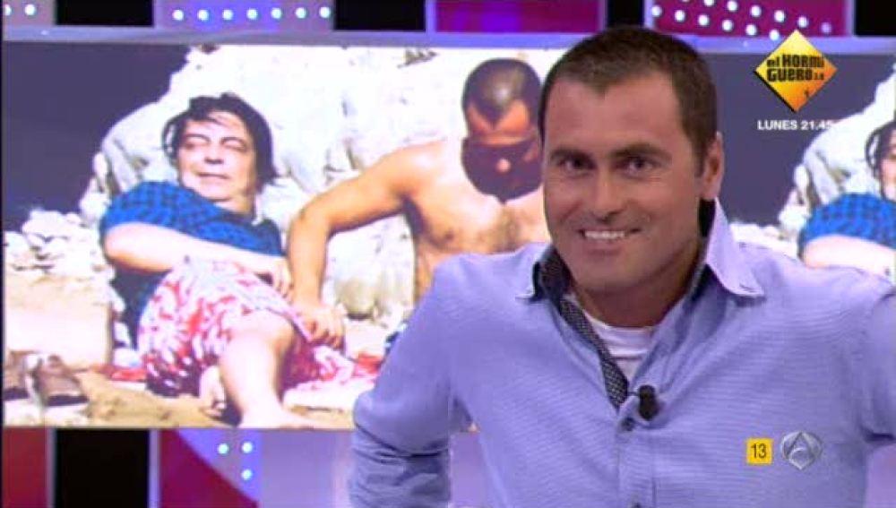 Juanjo Fernández, amante de Antonio Canales
