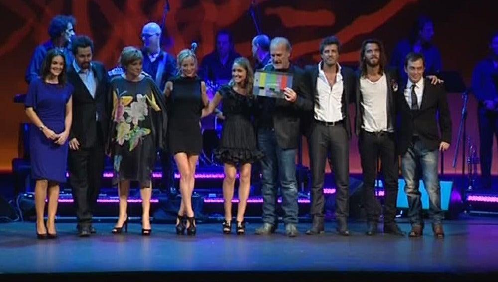 Antena 3, la más premiada en Vitoria
