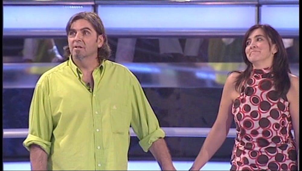 Nuria y Paco