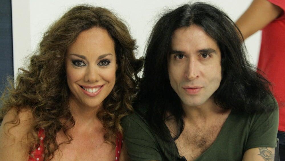 Raquel Martos y Mario Vauqerizo