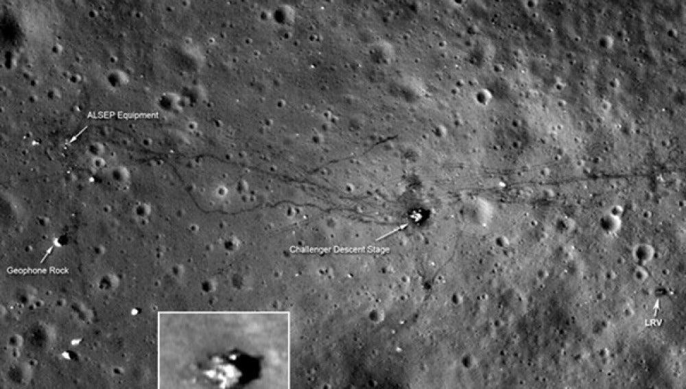 La NASA envía dos sondas a la Luna para estudiar su estructura interna