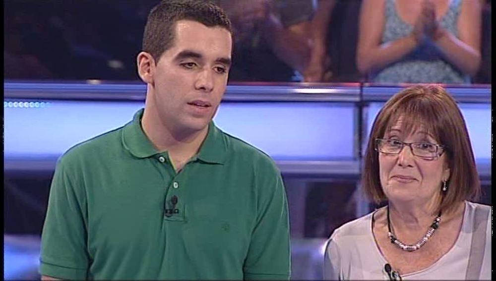 Isa y Álvaro