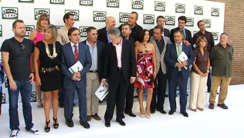 Antena 3 Tv Onda Cero Presenta Su Nueva Temporada