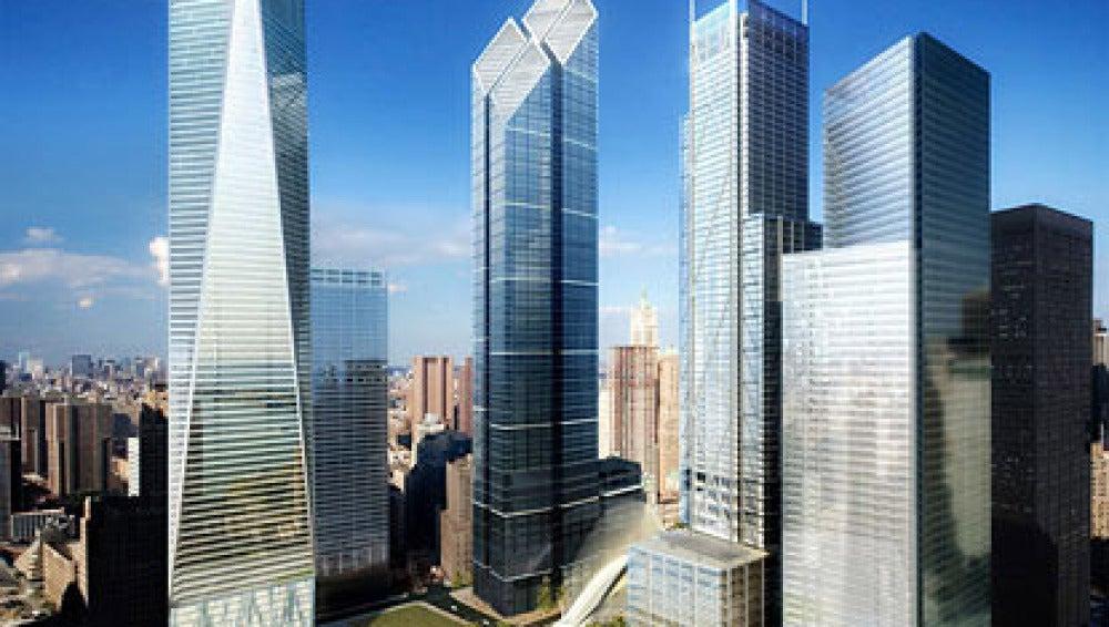 El futuro World Trade Center