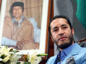 El Gobierno de Níger confirma la presencia en el país del hijo de Gadafi