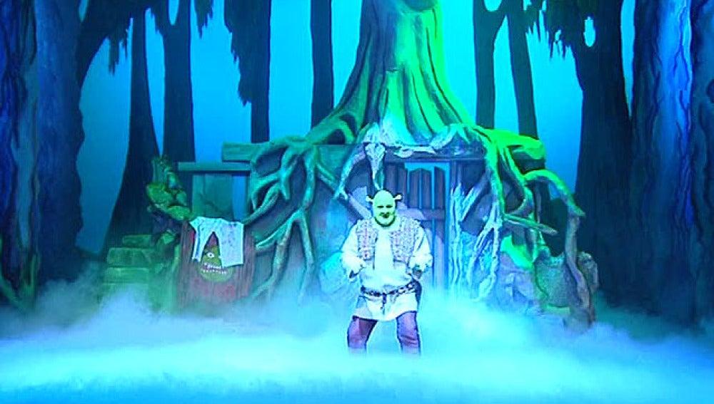 'Shrek, el musical' llega a los teatros madrileños