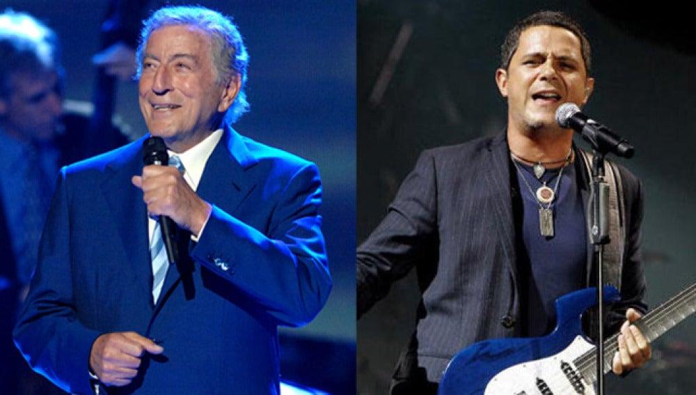 Alejandro Sanz cantará con Tony Bennett en Nueva York