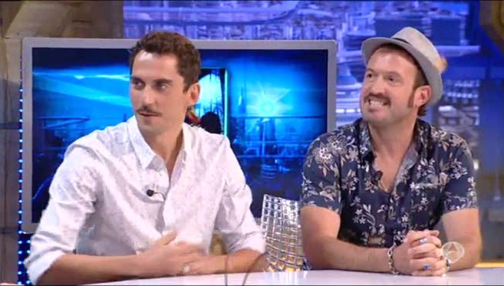 Entrevista Paco y Alex