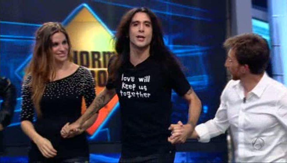 Pierde centímetros con Mario Vaquerizo