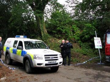 Cuatro mineros atrapados en una mina de carbón en Gales