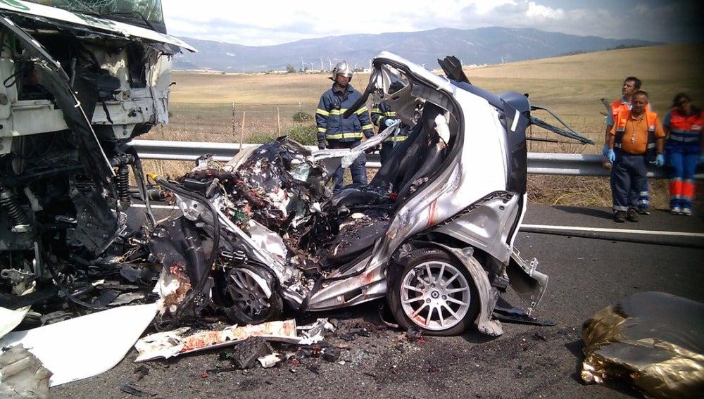 Accidente de tráfico (19-9-2011)