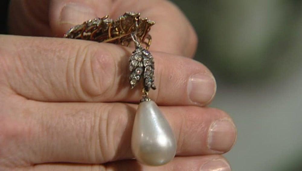 La perla de Liz Taylor se encuentra en España