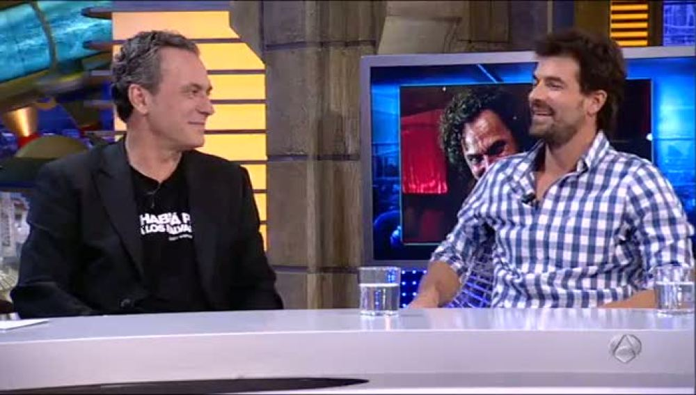 Entrevista a José Coronado y Rodolfo Sánchez