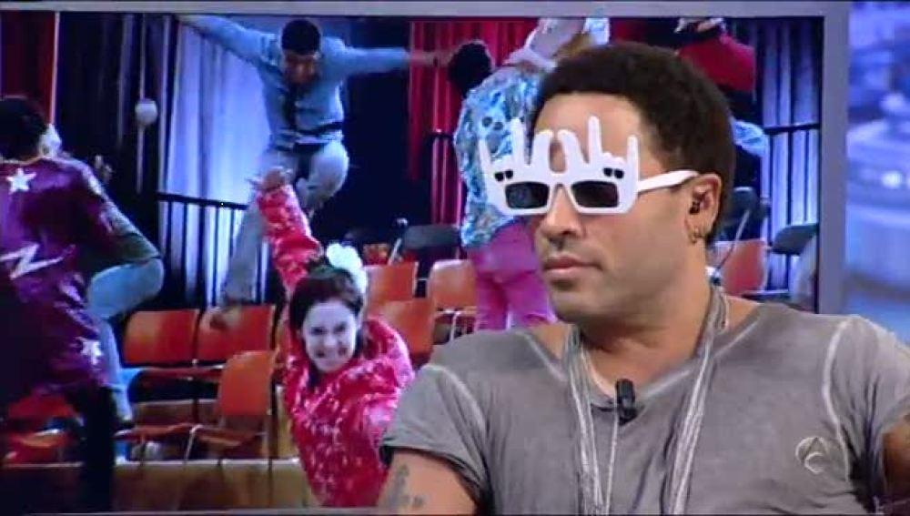 Duelo de gafas