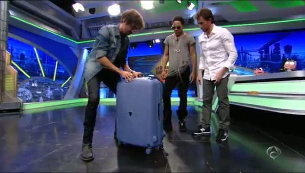 La maleta con vida
