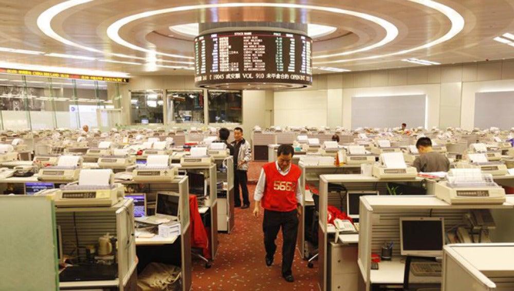 Las bolsas asiáticas caen en picado por el plan de la Reserva Federal de EEUU