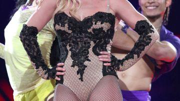 Britney Spears en concierto