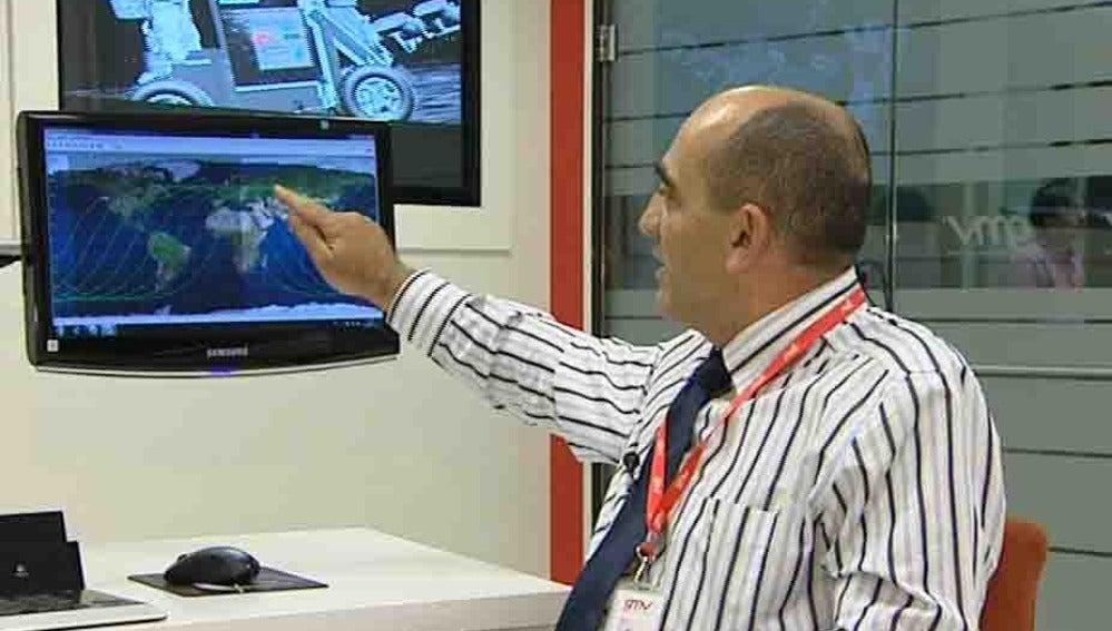 Miguel Ángel Molina asegura que el satélite podrá verse desde España